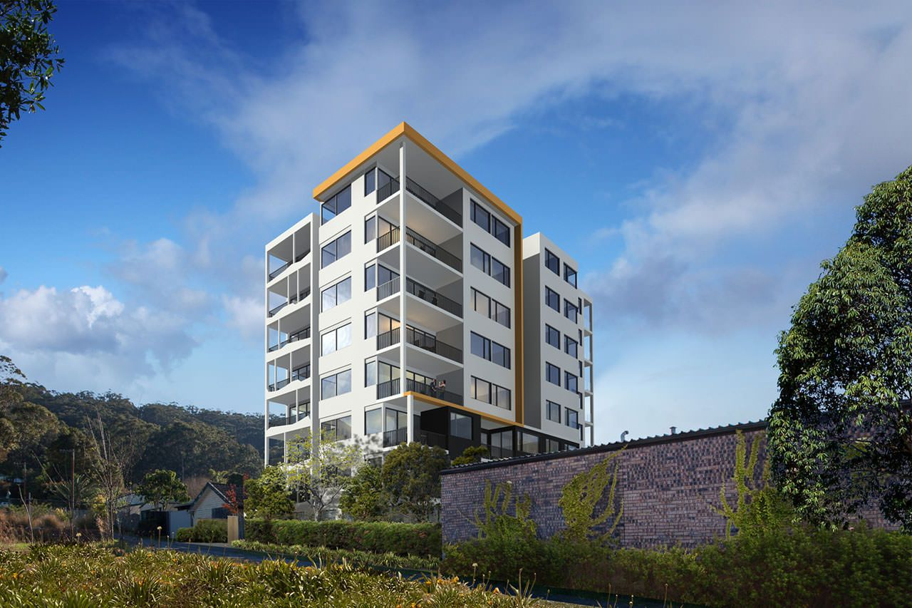 Moore Apartments West Gosford - Design Studio Group Architects ...